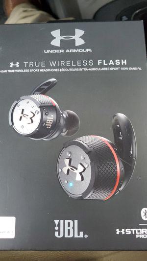 JBL Under Armour Wireless Sport Headphones for Sale in Manassas, VA