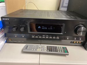Sony Receiver 7.1 HDMI STR- DH810 multi channel for Sale in Los Angeles, CA