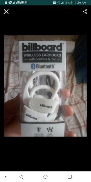 True Wireless Extreme Bass Bluetooth Headphones for Sale in San Antonio, TX