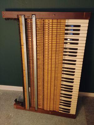 Pipe organ keyboard, ivory keys for Sale in Gaithersburg, MD
