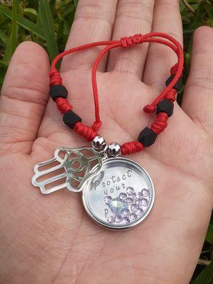 Bracelet with azabache AUTENTIC for Sale in Orlando, FL