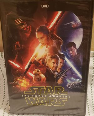 Star Wars-The Force Awakens DVD with DMR points for Sale in Carol Stream, IL