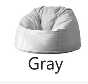 Bean bag light gray bag only and no stuffing for Sale in San Clemente, CA