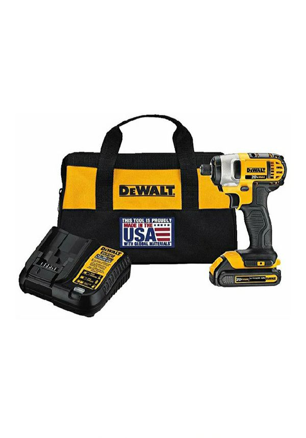 Brand-new Dewalt impact kit **NEW**