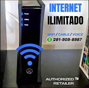 Internet Wifi ilimitado Sin Contrato for Sale in Dallas, TX