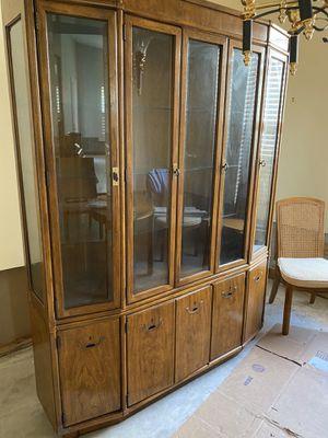 Drexel dining room cabinet for Sale in Port St. Lucie, FL