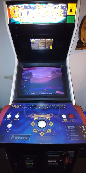 Golden Tee Fore! Complete for Sale in Golden, CO