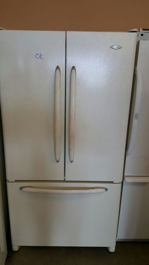 36''Maytag FRENCH DOOR refrigerator for Sale in Alexandria, VA
