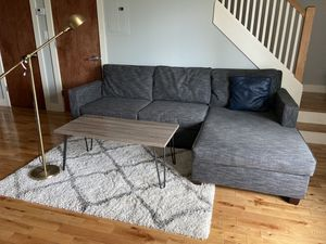 West Elm L-Sectional for Sale in Boston, MA