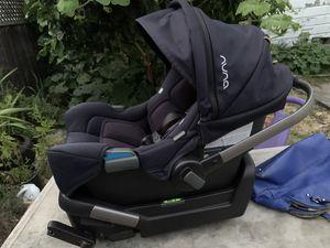 Nuna cars seat 2017 for Sale in San Francisco, CA