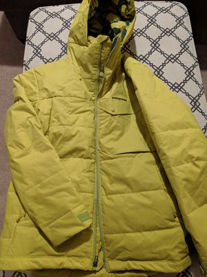 Patagonia Rubicon Insulated Hooded Jacket for Sale in Frederick, MD