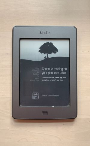 Kindle Touch (2012 edition) for Sale in Seattle, WA