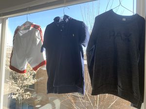 Men's Clothes (Ralph Lauren, Adidas all for $5) for Sale in Seattle, WA