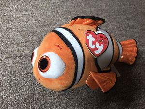 Disney: Finding Nemo Beanie Baby for Sale in Warwick, RI