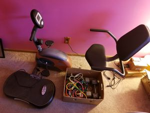 Exercise bike / workout equipment for Sale in Grove City, OH