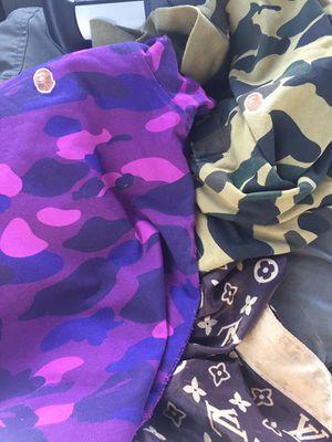 2 BAPE POLO 's for Sale in Columbia, SC