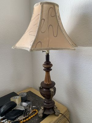 Side Table Lamps x 2 for Sale in Gardena, CA