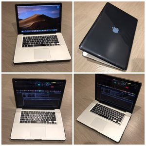 "3TB SSD+HDD, 16GB * Apple Macbook Pro 15* Intel ""4 Cores i7"" processor, 1TB SSD +2TB HDD, OS-2018, Powerful Macbook Pro, ready for use. for Sale in Queens, NY"