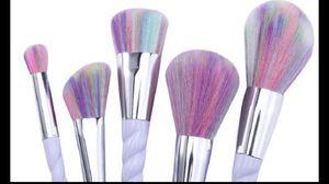 Unicorn Makeup brush set for Sale in Clarksville, TN
