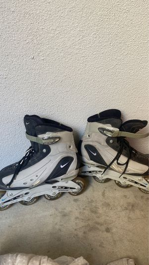 Nike size 12 skates very good for Sale in Westminster, CA