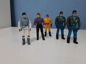 Vintage M.A.S.K. ACTION FIGURES FROM 80's for Sale in Herndon, VA