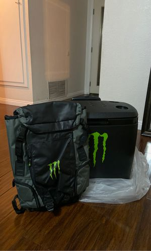 Monster backpack/ ice chest for Sale in Baldwin Park, CA