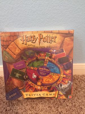 Harry Potter Trivia Board game for Sale in Round Rock, TX