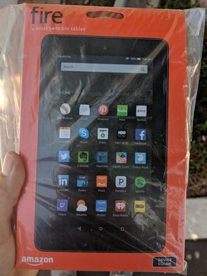 New Amazon Fire tablet 8gb for Sale in San Diego, CA