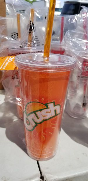 Set of 6 CruSh Travel Tumblers! NEW!! for Sale in Fresno, CA