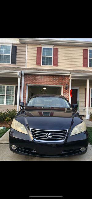 2007 Lexus 350ES for Sale in Greensboro, NC