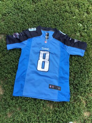 Tennessee Titans Marcus Mariota Jersey for Sale in Columbus, OH