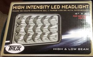 High Intensity LED Headlight for Sale in Tampa, FL