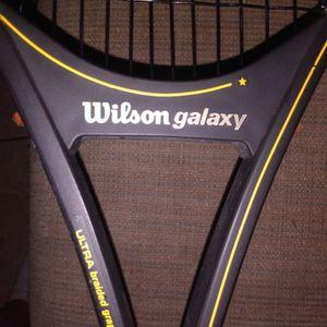 Rare Wilson Galaxy Tennis Racket for Sale in Cape Coral, FL