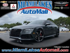2014 Audi RS 7 for Sale in Miami Gardens, FL