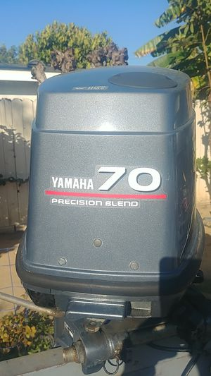 Outboard Motor Yamaha for Sale in Bell Gardens, CA