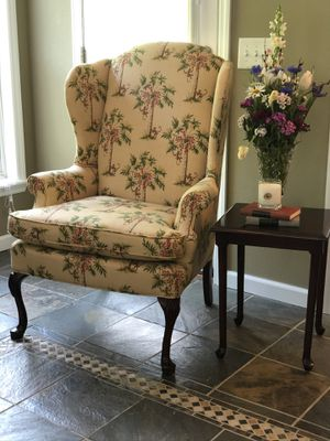 Wingback chair for Sale in Belmont, NC