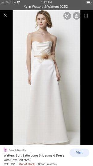 Watters & Watters wedding dress for Sale in Clearwater, FL