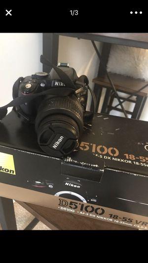 Perfect condition DSLR camera - Nikon $250 for Sale in Tysons, VA