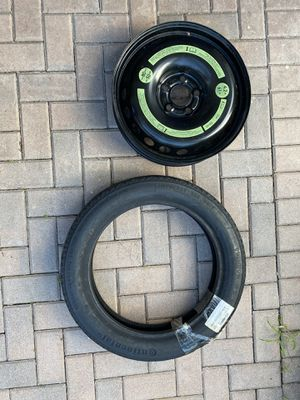 Mercedes Benz spare tire brand new tire and rim for Sale in Windermere, FL