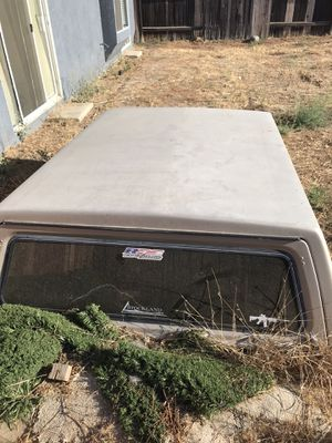 Camper shell for Sale in Menifee, CA