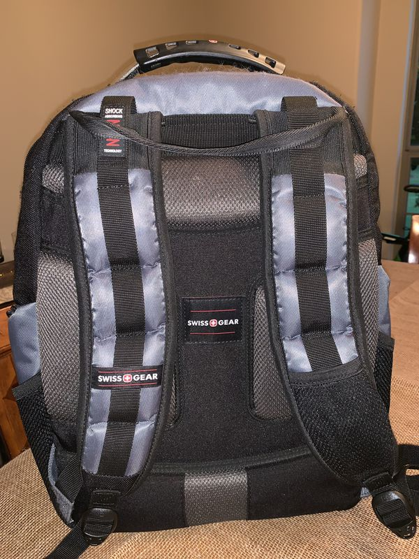 "Wenger Swiss Army 17"" Laptop Backpack"