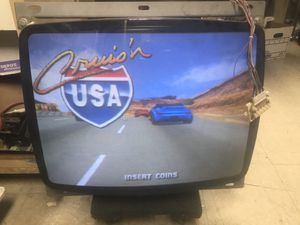 25 inch medium Res arcade monitor working good for Sale in Los Angeles, CA