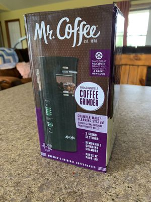 Mr Coffee Grinder for Sale in Pleasantville, OH