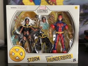 Marvel Legends Storm Thunderbird two pack Target Exclusive for Sale in Diamond Bar, CA