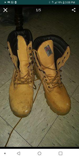 Herman Survivors Men's Big Timber II Steel Toe Work Boot, Size: 12, Beige for Sale in Raleigh, NC