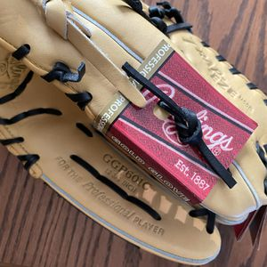 New Rawlings Pro Preferred, Gold Glove Series Baseball Glove for Sale in Temecula, CA