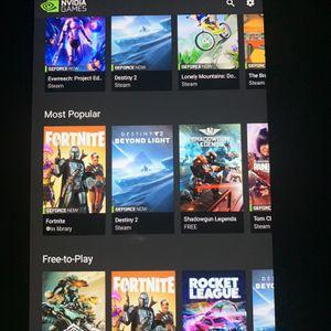 """NVIDIA Shield K1 8"""" 16GB, Wi-Fi Tablet - Black for Sale in Milledgeville, GA"""