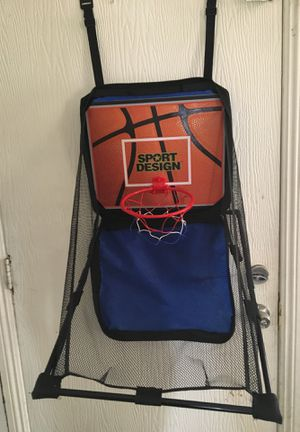 Door hanging basketball hoop for Sale in Fontana, CA