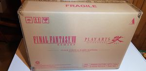 FF7 Remake Cloud Strife and Hardy Daytona for Sale in Honor, MI