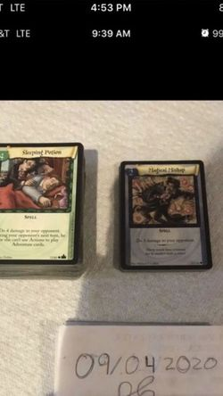 121 Harry Potter Common Trading Cards for Sale in Fort Lauderdale,  FL